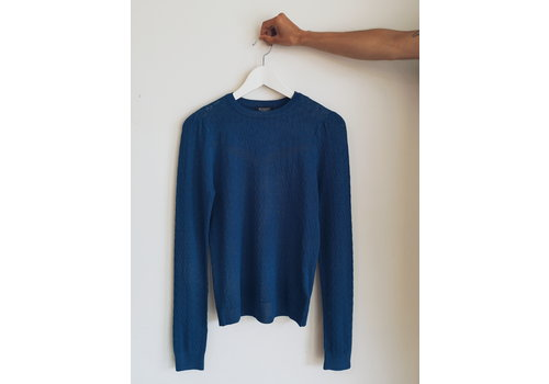 SOAKED IN LUXURY TRICOT MENIKA - BLEU ROYAL