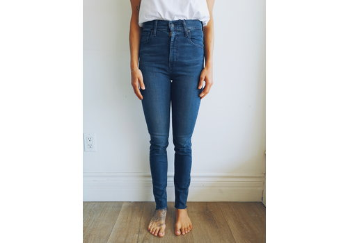 LEVIS JEANS MILE HIGH SUPER SKINNY - ROGUE