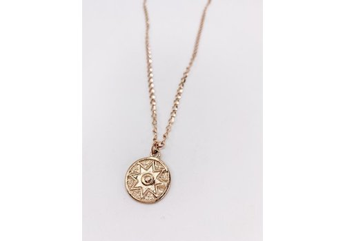 HUMANITY COLLIER LUMINEUX - BRONZE