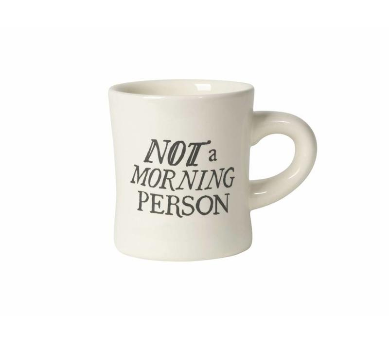 TASSE - NOT A MORNING PERSON