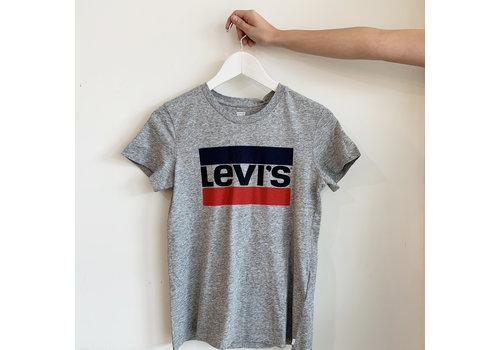 LEVIS T-SHIRT LEVIS LOGO CLASSIQUE - GRIS