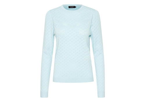 SOAKED IN LUXURY TRICOT MENIKA - BLEU SURF