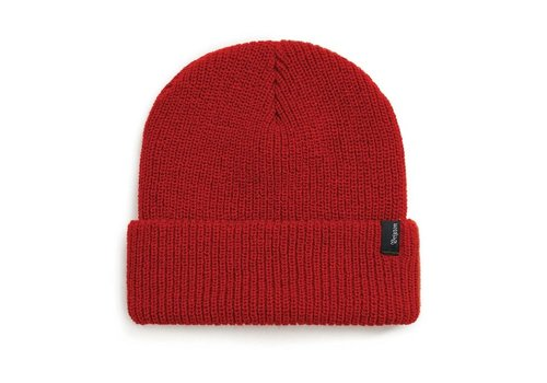 BRIXTON TUQUE HEIST - ROUGE O/S