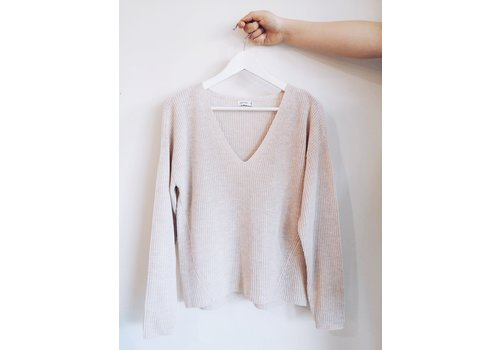 GENTLE FAWN TRICOT TUCKER - AVOINE