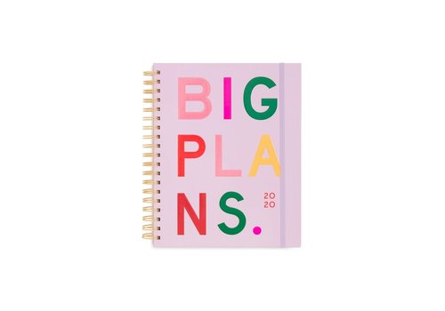 BAN.DO AGENDA LARGE 2020 - BIG PLANS