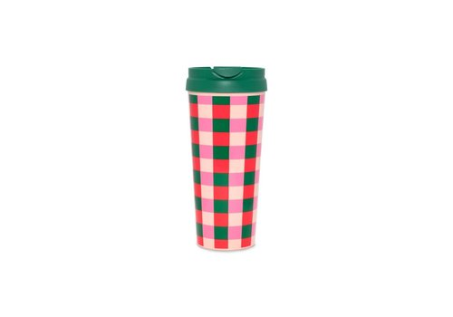 BAN.DO TASSE À CAFÉ - BUFFALO PLAID