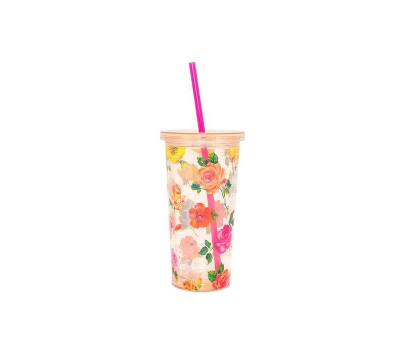 TASSE À CAFÉ FROID - COMING UP ROSES