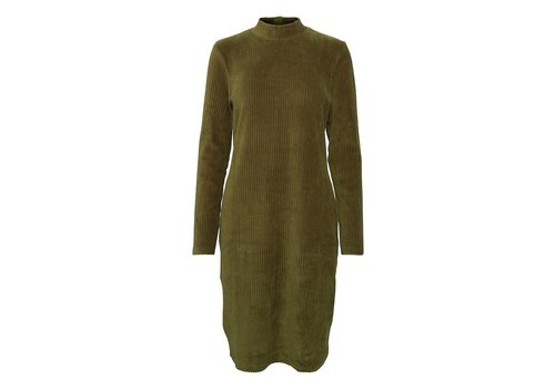 B.YOUNG ROBE PONSA - OLIVE