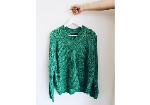 SOAKED IN LUXURY TRICOT VIVIAN - JOLLY GREEN