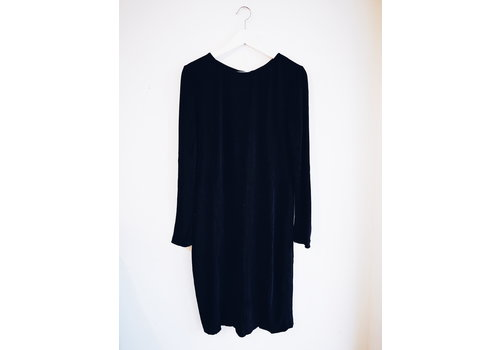 B.YOUNG ROBE TALLY - NOIR