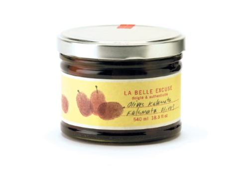 LA BELLE EXCUSE POT D'OLIVES KALAMATA