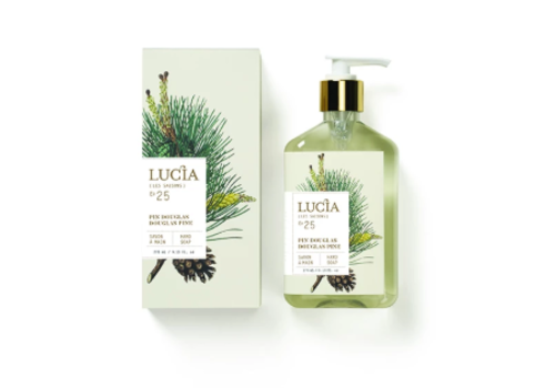 LUCIA SAVON À MAINS - PIN DOUGLAS 270ML