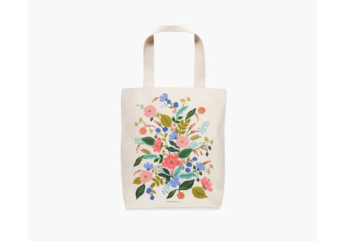 RIFLE PAPER CO SAC FOURRE-TOUT - FLORAL VINES