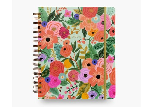 RIFLE PAPER CO AGENDA SPIRALE 2020 - GARDEN PARTY
