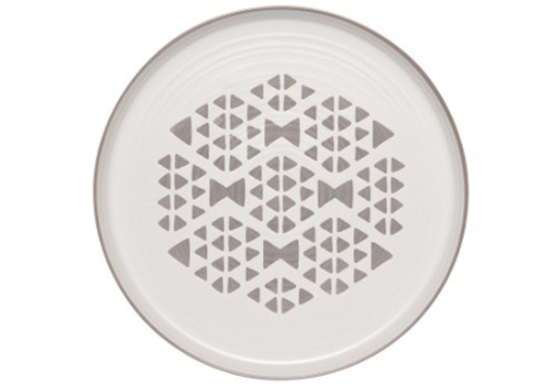 DANICA ASSIETTE IMPRINT - DINNER ZEPHYR