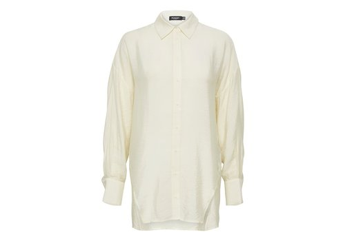 SOAKED IN LUXURY BLOUSE MARLA - BLANC ANTIQUE