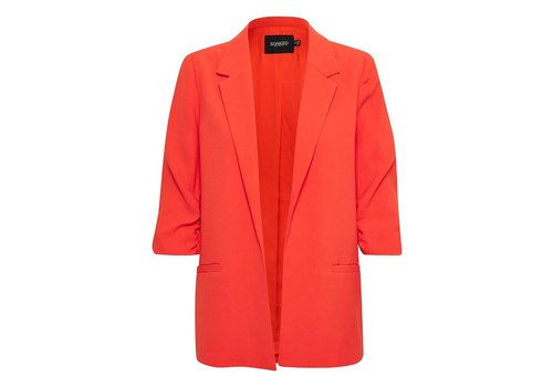 SOAKED IN LUXURY XSMALL - DERNIÈRE CHANCE - VESTON SHIRLEY - TANGERINE TANGO