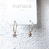 HORACE BOUCLES D'OREILLES - PELIA