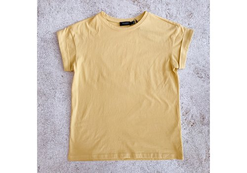 SOAKED IN LUXURY *DERNIÈRE CHANCE* T-SHIRT CAM - ROTIN - L