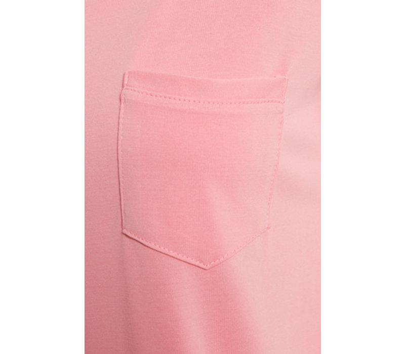 T-SHIRT COLUMBINE - ROSE