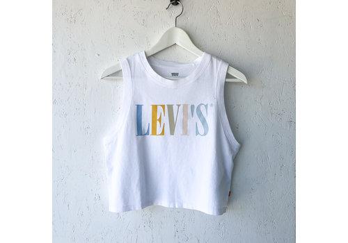 LEVIS CAMISOLE LEVI'S - BLANC