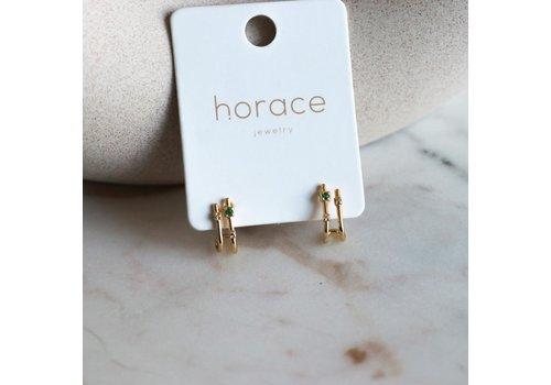 HORACE BOUCLE D'OREILLES DUE - OR