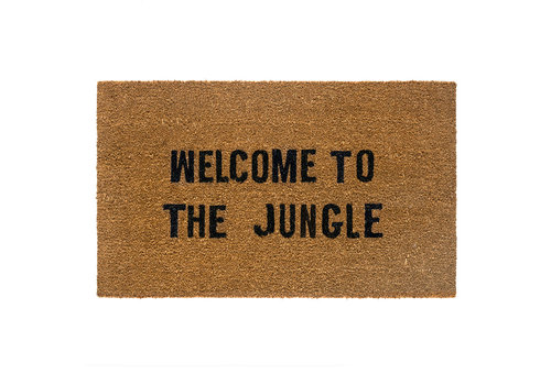 INDABA TAPIS - WELCOME TO THE JUNGLE