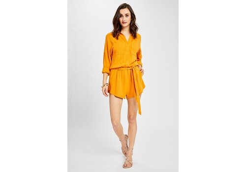 GENTLE FAWN ROMPER NEVADA - OCRE