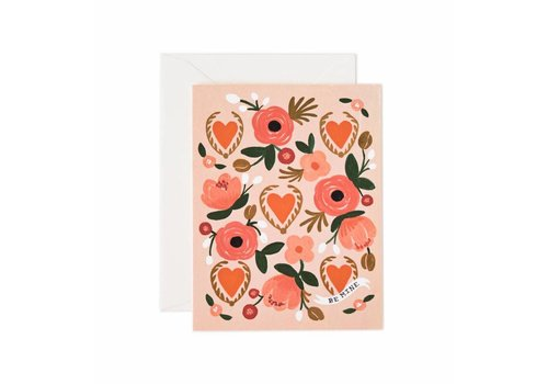 RIFLE PAPER CO CARTE BE MINE
