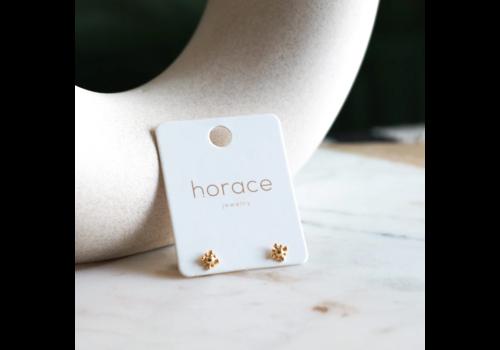 HORACE BOUCLES-D'OREILLES SOL- OR