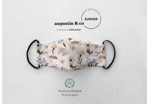 AUGUSTIN & CO. MASQUE JUNIOR - FLAFLA CHAT