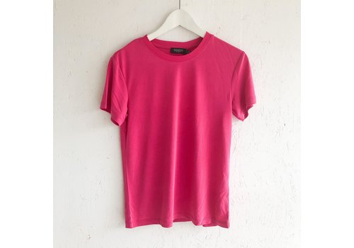 SOAKED IN LUXURY LARGE - DERNIÈRE CHANCE - T-SHIRT COLUMBINE - ROSE