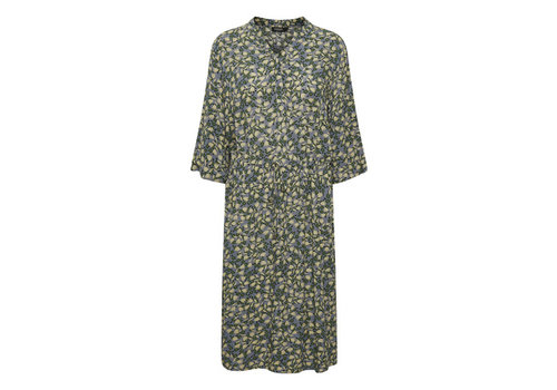 SOAKED IN LUXURY XSMALL - DERNIÈRE CHANCE - ROBE ZAYA - FLEURI FLINT