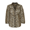 SOAKED IN LUXURY BLOUSE ETERI - LEOPARD