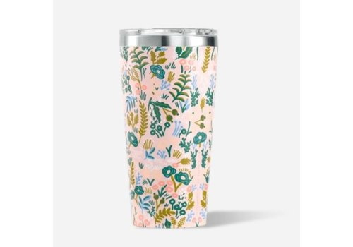 CORKCICLE GOBELET ISOTHERME 16 OZ - PINK TAPESTRY