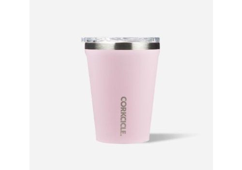 CORKCICLE GOBELET ISOTHERME 12OZ - ROSE QUARTZ