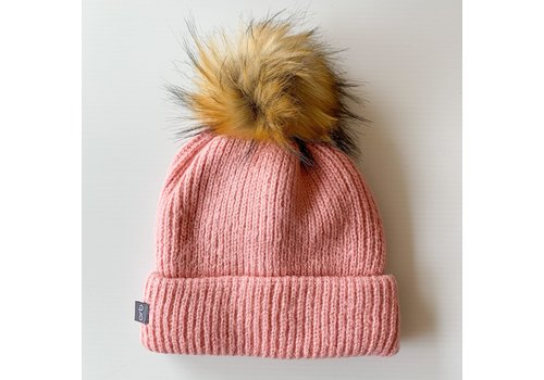 ORB TUQUE SNOWFLAKE - ROSE