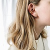 HORACE EAR CUFF - CROISSANT OR