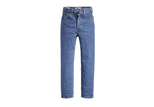 LEVIS JEANS RIBCAGE STRAIGHT - GEORGIE