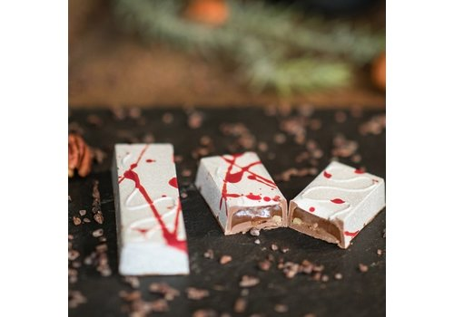 CHOCO CHOCOLAT BARRE ENSANGLANTÉE