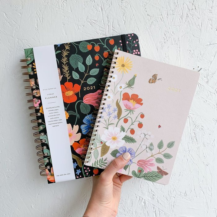 AGENDAS & CAHIERS DE NOTES