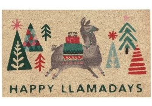 DANICA TAPIS - HAPPY LAMADAYS