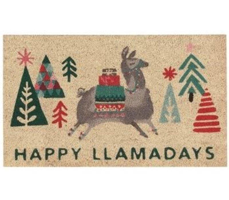 TAPIS - HAPPY LAMADAYS