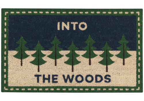 DANICA TAPIS - INTO THE WOOD