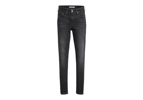 LEVIS JEANS 721  HIGH RISE - STEADY ROCK