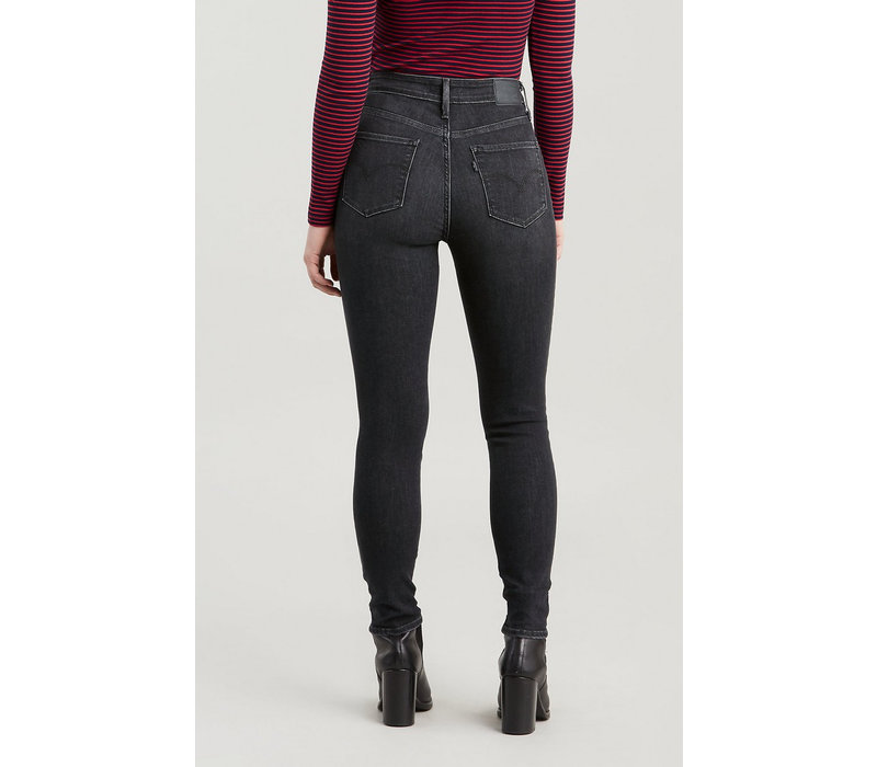 JEANS 721  HIGH RISE - STEADY ROCK