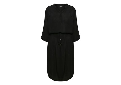 SOAKED IN LUXURY ROBE ZAYA - NOIR