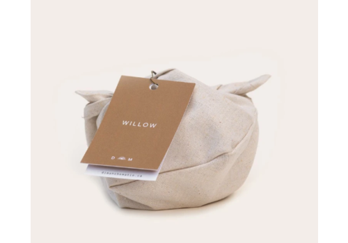 DIMANCHE MATIN BOUGIE WILLOW- 9 OZ
