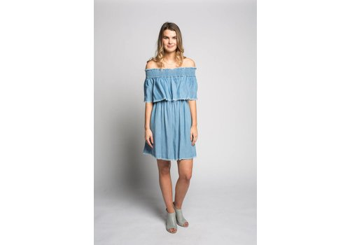 MINKPINK *DERNIÈRE CHANCE* ROBE SERENE SKIES MEDIUM