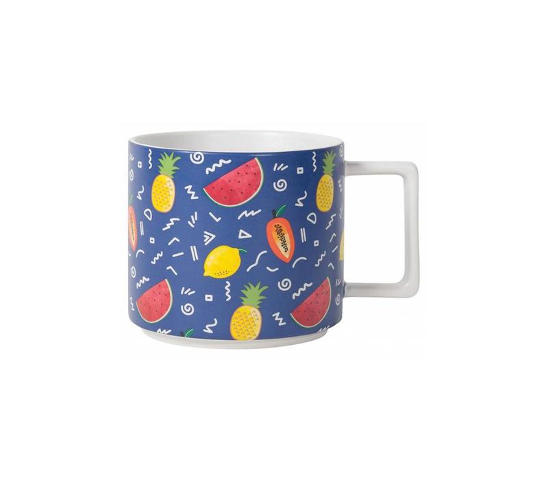 TASSE DESIGNER FRUIT PARTY